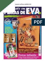 Artesanato Em Placas de EVA A1 N1