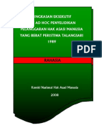 The KOMNASHAM Report on the Talangsari Massacre