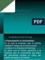 factoraje contabilizacion