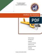 Analisis de Varianza Multifactorial