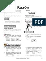 (01) Razones