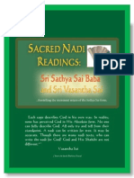 Sacred Nadi Readings