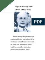 Bibliografía de Jorge Elías Adoum