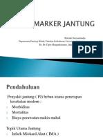 Kuliah Biomarker Jantung Prof Marzuki UMP 2014