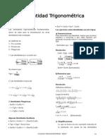 (02) Identidad Trigonometrica