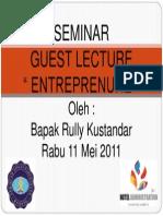Cover Seminar 110511