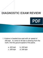 Diagnostic Exam Review Phy10 (5)
