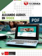 Alojando Audios en Ivoox