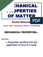 Mechanical & Physical Properties V2