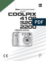 nikon coolpix 2200-3200-4100_esp