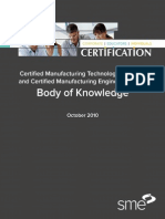SME certification