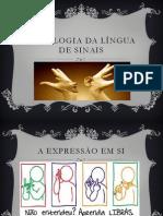 Fonologia Da Língua de Sinais - Libras