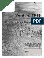 Grande Guerre Verdun 1916 Dossier Pedagogique