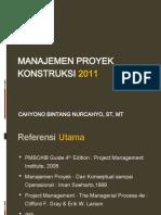 MPK - 02 Siklus Hidup Proyek