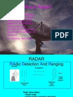 Radar working