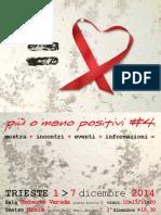 1 dicembre HIV 2014-programma Trieste