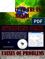 Semester Two Report to UN on Brazil and Poverty