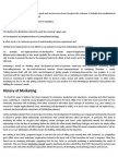 Marketing evaluationl past, present, future