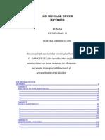 Ion Nicolae Bucur - 2 Dicomes