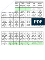 Daily Reading Plan Jan Feb'10 Adobe
