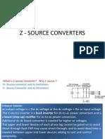 Z Source Converter
