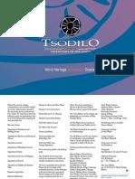 Tsodilo World Heritage Nomination Dossier