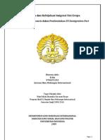 Perancis Dan Kebijakan Imigrasi Uni Eropa, Analisa Peran Perancis Dalam Pembentukan EU Immigration Pact