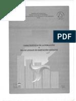 Censos Nacionales XI de Poblacion y VI de Habitacion 2002 Guatemala
