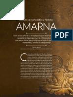 Amarna, La Capital de Akhenatón y Nefertiti