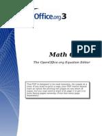 OpenOffice-MathGuide