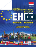 EHEF 2013 Book Catalogue