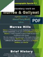 Murree & Galliyat