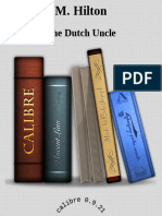 M. Hilton - The Dutch Uncle