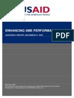 Enhancing Sme Performance