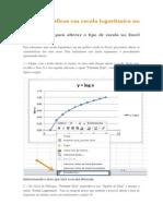 Criando Gráficos Em Escala Logarítmica No Excel 2010