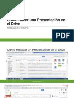 Como crear un Drive de Google