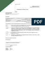 Carper Lad Form No. 4 Lo Letter Reply to Noc(1)