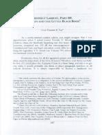 PLJ Volume 79 Number 3 -01- Oscar Franklin B. Tan - Sisyphus Lament Part III..