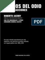 Diarios Del Odio R.jacoby