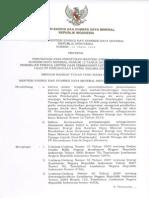 Permen ESDM 22 2014 Ttg Pembelian Tenaga Listrik Dari PLTA