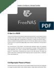 Como Instalar e Configurar o Storage FreeNas