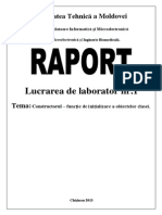 Laborator Programare Avansata