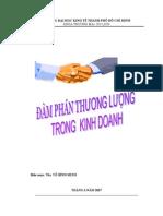 Negotiation Manual