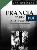 Francia Nyelv Alapfokon 1-3-Ig