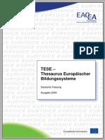 Thesaurus Europaeischer Bildungssysteme 2009 (DE).pdf