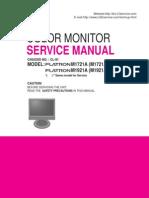 LG M1921A Service Manual