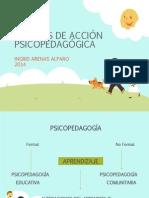 Ámbitos Acción Psicopedagógico