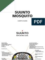Suunto Mosquito UG En