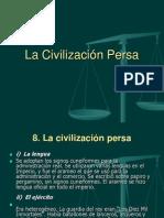 La Civilización Persa