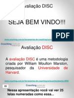 Teste Autoconhecimento Disc